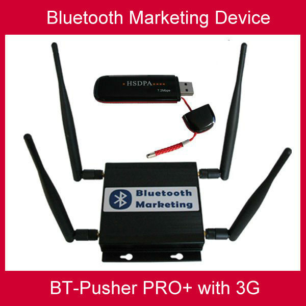 long range Bluetooth mobiles marketing device with 3G/GPRS(advertising your device, your shop anytime anywhere)