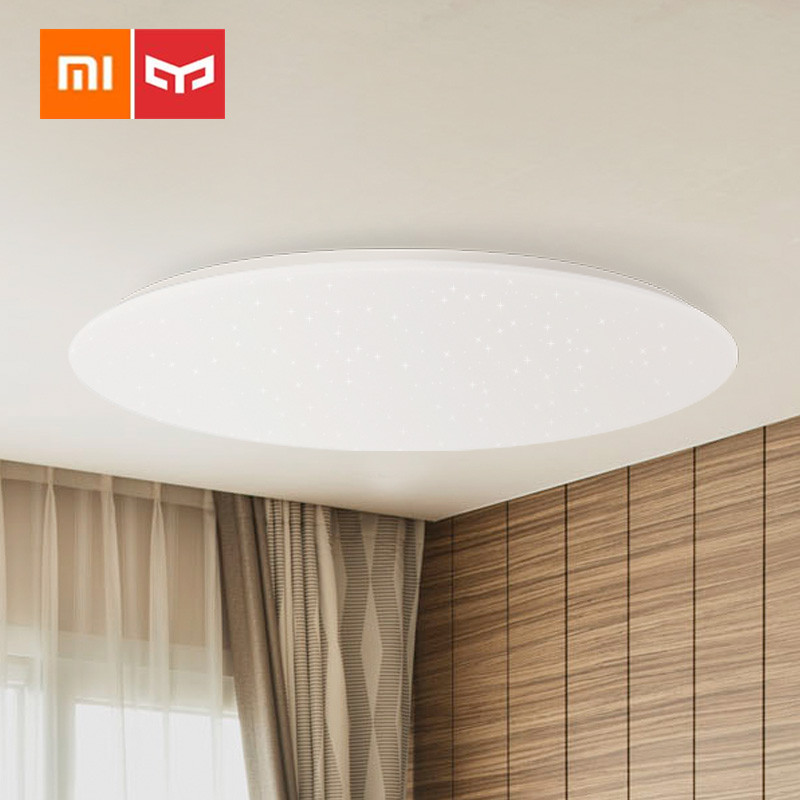 Xiaomi Yeelight JIAOYUE 450mm LED Smart Ceiling Lamp Dust Proof Support Bluetooth Remote Control APP Control Mijia Smart Home xiaomi populele app led bluetooth usb smart ukulele 1pc