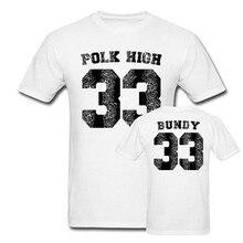 size 40 c57ba e822e Polk High Al Bundy Footballer Jersey Men s T-shirt Tee Shirt Mens 2018 New  Tee