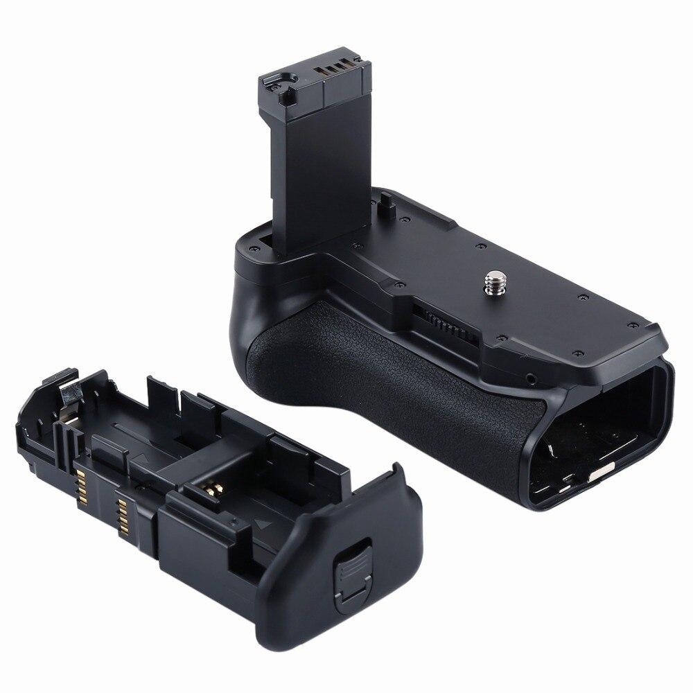 Poignée de batterie de caméra verticale PULUZ pour Canon EOS 800D/rebelle T7i/77D - 3