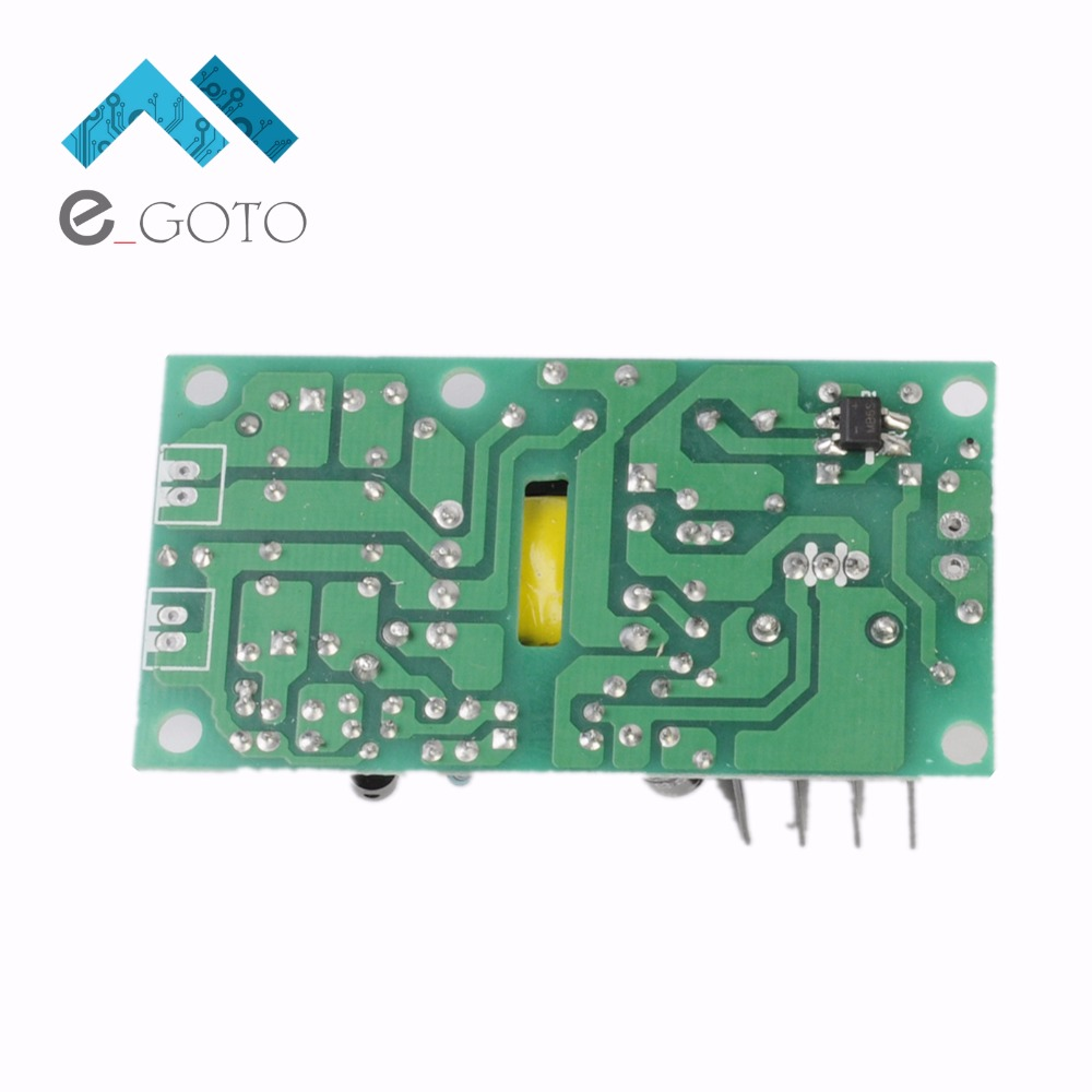 Ac Dc Power Supply Buck Converter Step Down Module Dual Output 12v To Circuit 1a 5v In Integrated Circuits From Electronic Components Supplies On