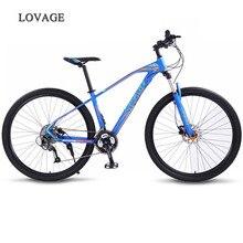 זאב של פאנג אופניים אופני הרים 27 מהירות 29 אינץ כביש אופניים mtb bmx אלומיניום סגסוגת שומן מול אחורי מכאני דיסק בלם