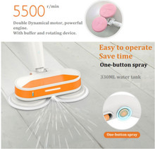 Free shipping Hand held mopping machine cleaner robots for sale