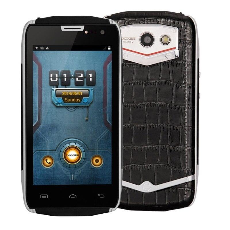 DOOGEE TITANS2 DG700 Phone 4.5 inch 3G Android 5.0 Smart Phone MT6582 Quad Core 1.3GHz