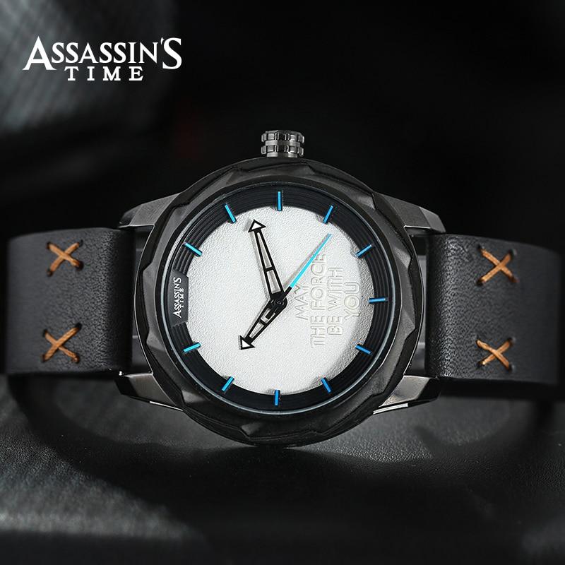 Time Assassin Ρολόγια Ανδρών Top Brand Πολυτελή - Ανδρικά ρολόγια - Φωτογραφία 6