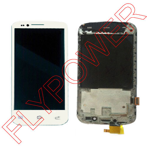 100% Warranty White Complete LCD display  With Digitizer Touch Screen +Frame FOR UMI X2 Android cellphone by free Shipping vibe x2 lcd display touch screen panel with frame digitizer accessories for lenovo vibe x2 smartphone white free shipping track