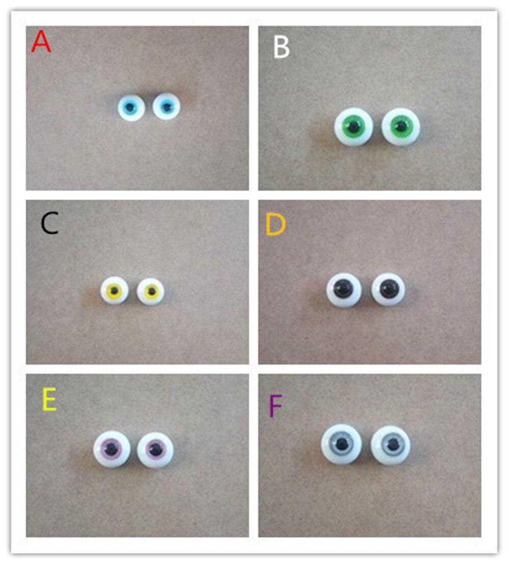1 6bjd doll-olho livre lonnie para escolher a cor dos olhos