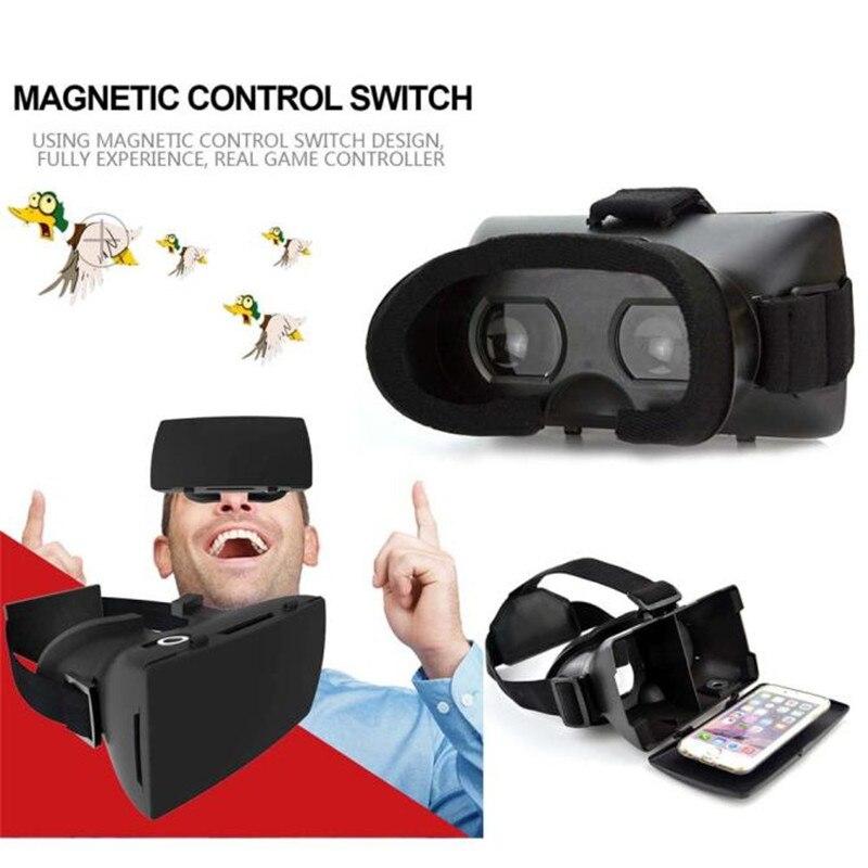 Google Cardboard font b VR b font BOX DIY Virtual Reality 3D font b Glasses b
