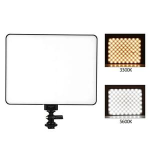 Image 3 - Viltrox VL 200 פרו אלחוטי מרחוק LED וידאו סטודיו אור מנורת Slim דו צבע Dimmable + AC מתאם + 2M אור stand עבור מצלמת וידאו