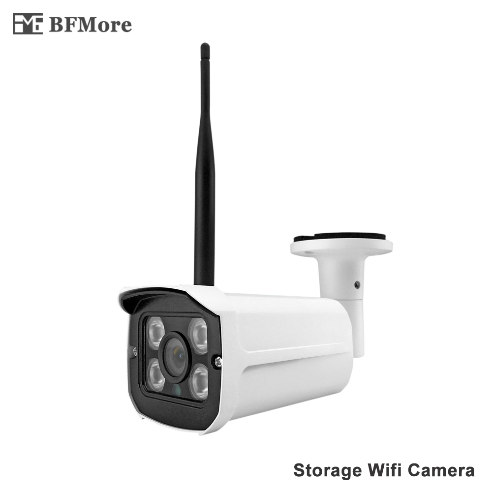 BFMore Wireless TF Card Wifi IP Camera 720 960 1080P Sony Security Network Onvif P2P Email