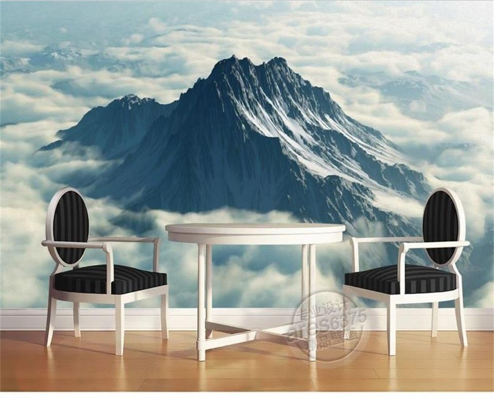 3d wallpaper photo wallpaper custom size mural living room mount Olympus 3d painting sofa TV background wall non-woven sticker custom 3d photo wallpaper living room 3d wall murals car break out wall 3d painting kids picture sofa tv background wall sticker