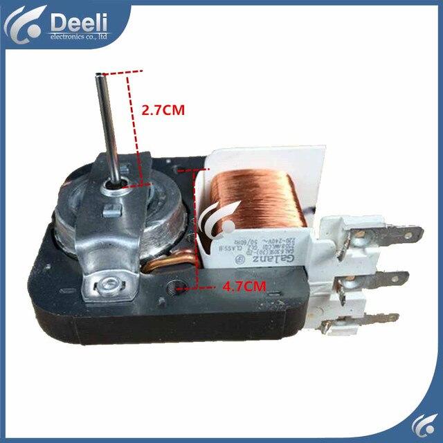 1pcs Microwave Oven Accessories Insert Fan Motor Heat Dissipation 3 Pins Gal6309e 30