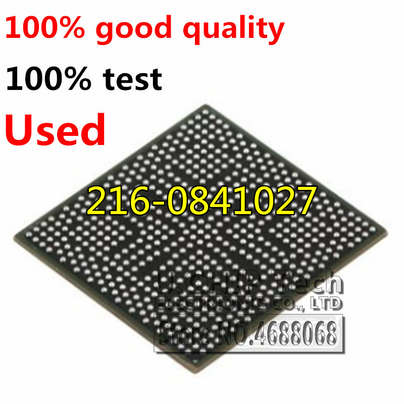 216-0841027 216 0841027 BGA Chipset 100% test very good product