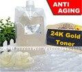 1 KG Nano 24 K Lámina de Oro de Tóner Mosturizing Blanqueamiento Suero Anti Envejecimiento Arrugas 1000 ml Cuidado de La Piel Salón de Belleza equipo Al Por Mayor