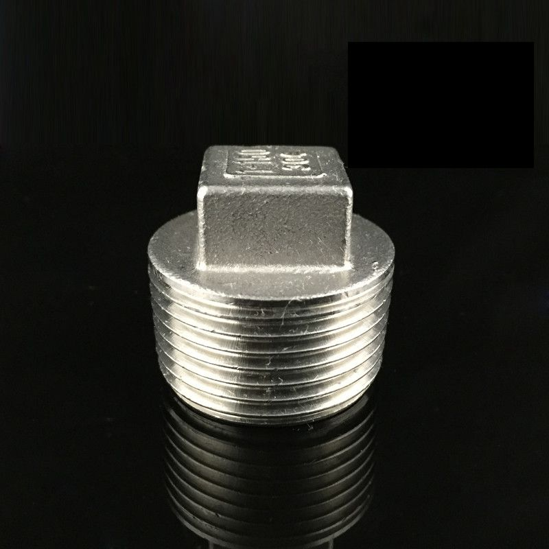 """1/4"""" BSP Male Thread 304 Stainless Steel Pipe Countersunk ..."""