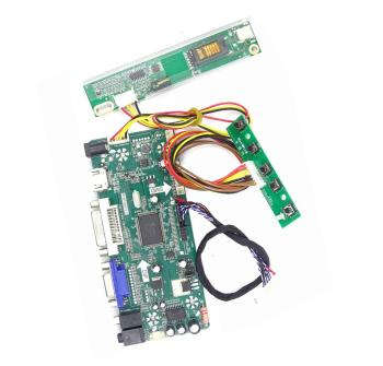 цена на For 30pin  LTN154X3-L01/L01 LTN154X3-L03/L04 1280X800 Panel Screen Display LCD LED HDMI DVI VGA Aduio controller board card