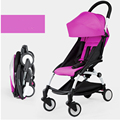 Fashion hot Mommy baby stroller prams and pushchairs baby pram 3 in 1 folding luxury Baby k Stroller poussette easy travel prams