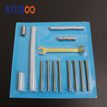 Projector Lens Screw Suit Kits with Buffer Tube for Fastening Kotio Q5 Hella in Headlight Retrofit