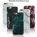 Горячие Продажи Моды Матовый Чувствую Мраморный Телефон Case мрамор для iPhone 5 5s SE 6 6 S 6 7 Плюс Жесткий PC Case ультратонкий Назад Cove 5 5S
