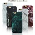 Hot Selling Fashion Matte Feel Marble Phone Case marble for iPhone 5 5s SE 6 6S 6 7 Plus Hard PC Case Ultra-thin Back Cove 5 5s