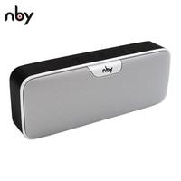 NBY 3040 Bluetooth Speaker Draagbare Draadloze Speaker Sound Systeem 10W Stereo Muziek Surround met Ingebouwde Microfoon voor Telefoon