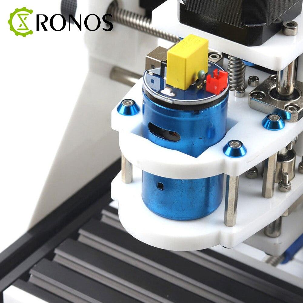 Mini CNC Laser Eleksmill 0.5-2.5w 3 axes USB défonceuse numérique de bureau - 3