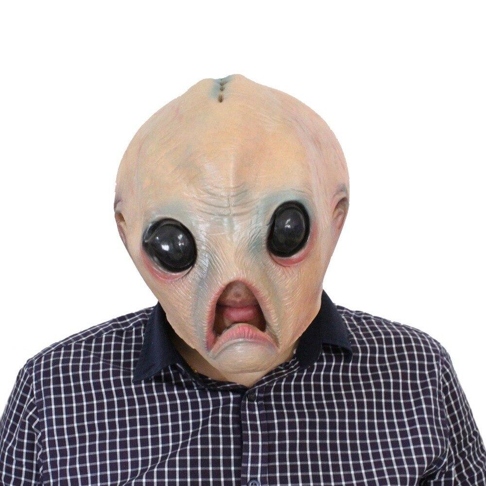 Halloween Mask Horse Head / Gigeon Head / Crying Baby / Unicorn ...
