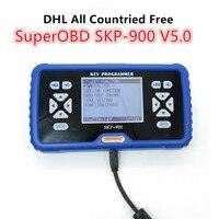 V4 5 Original Manufacturer SuperOBD SKP900 SKP 900 OBD Auto Key Programmer Life Time Free Update