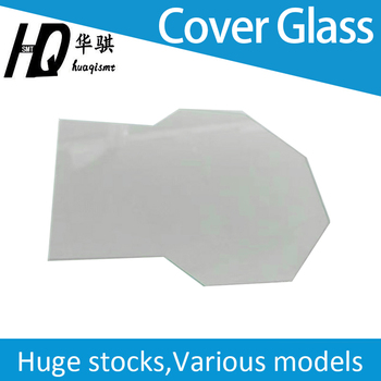 Cover Glass for XPF Fuji pick and place machine GGGC1212 GGGC1211 GGGC1221 GGGC1222 side SMT spare parts chip mounter