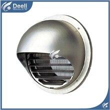 good working Diameter 100mm pipe ventilator exhaust fan exhaustfan exhaust fan stainless steel outlet