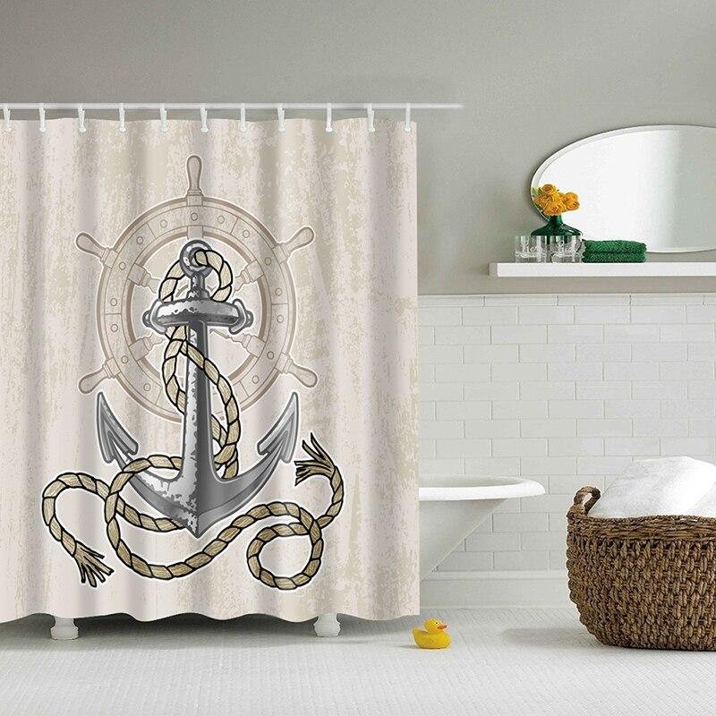Umbrella Corporation Logo Shower Curtain Bath Bathroom Decor 180x180 cm