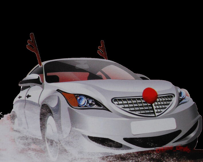 Popular Reindeer Car Antlers-Buy Cheap Reindeer Car