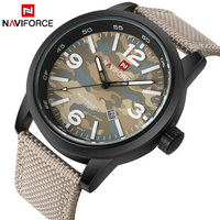 2017 New NAVIFORCE Men Quartz Sports Military Watches Men S Luxury Brand Fashion Casual Wrist Watch