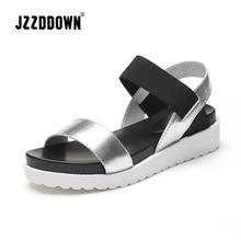 Women's Beach Sandals Shoes Summer Ladies Flat Roman