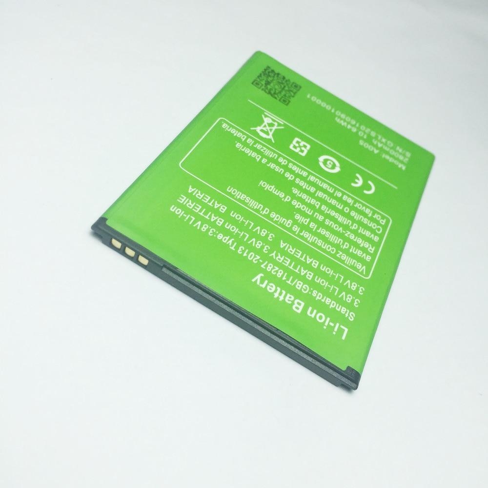 2800mAh Battery For Gooweel M13 M13 Pro M13 Plus XGODY X12