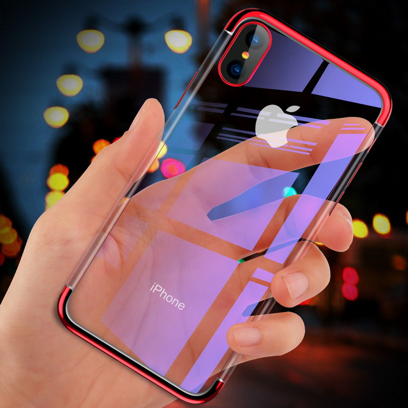 Electroplated Case For iPhone 1