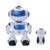 2017 Nueva Llegada RC Robot de Juguete Musical de Control Remoto Juguete Electrónico Paseo Danza Lightenning Robot Juguete FCI #