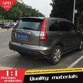 Для Honda CRV Спойлер Высокое Качество Материала ABS Заднего Крыла Грунтовка Цвет Спойлер Задний Спойлер Для Honda CRV 2007-2011
