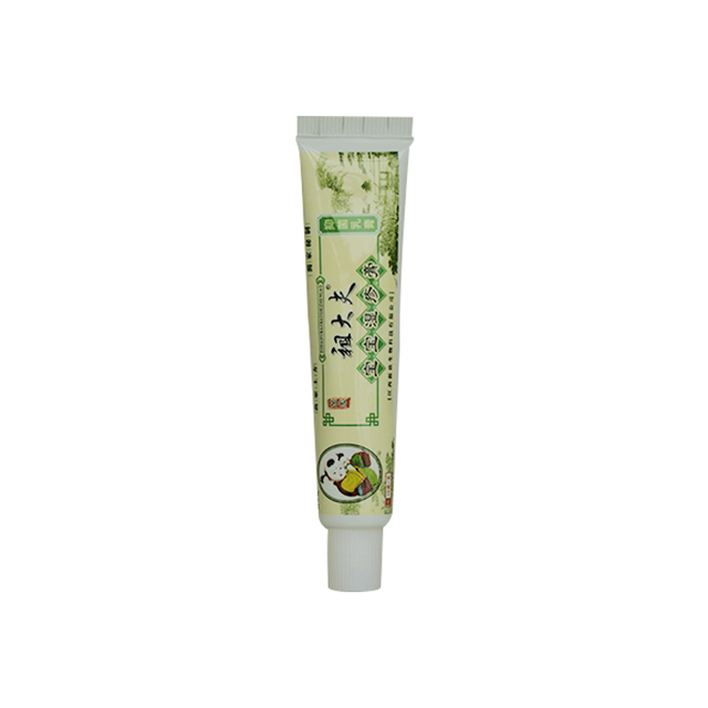 10pcs Zudaifu (no retail box) Skin Psoriasis Dermatitis Eczematoid Eczema Ointment Treatment Psoriasis Cream for children baby