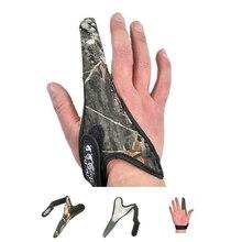 One Finger Anti Slip Fishing Gloves