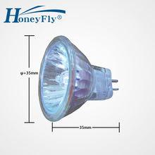 Honeyfly 5 шт галогенная лампа mr11 с регулируемой яркостью