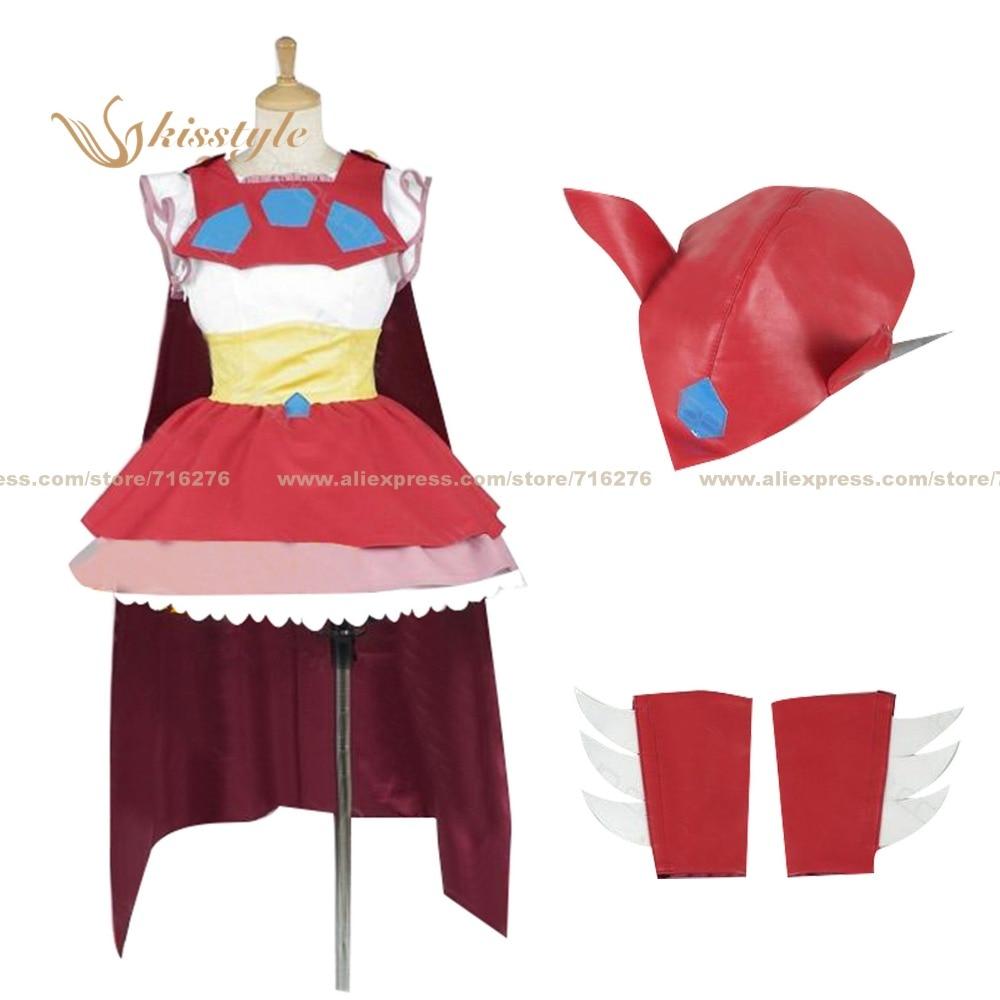 Kisstyle mode Robot filles Z Getter Robo get-chan uniforme COS vêtements Cosplay Costume, personnalisé accepté