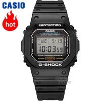Часы Casio G SHOCK Мужские кварцевые спортивные часы Прохладный ударопрочный квадратный водостойкий g shock Часы DW 5600
