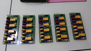 Image 2 - Assembled dc 12v 100W 3.5Mhz 30Mhz HF power amplifier low pass filter