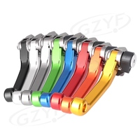 Motorcycle Racing Brake Clutch Levers Replacement Kit For KTM 450SMR 2009 Dirt Bike Pair High Quality