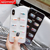 3D Cartoon Capsule Doll Phone Case For iPhone X 10 Fashion Clear TPU Colorful Stereoscopic Back Cover For iphone 6 6S 7 8 Plus