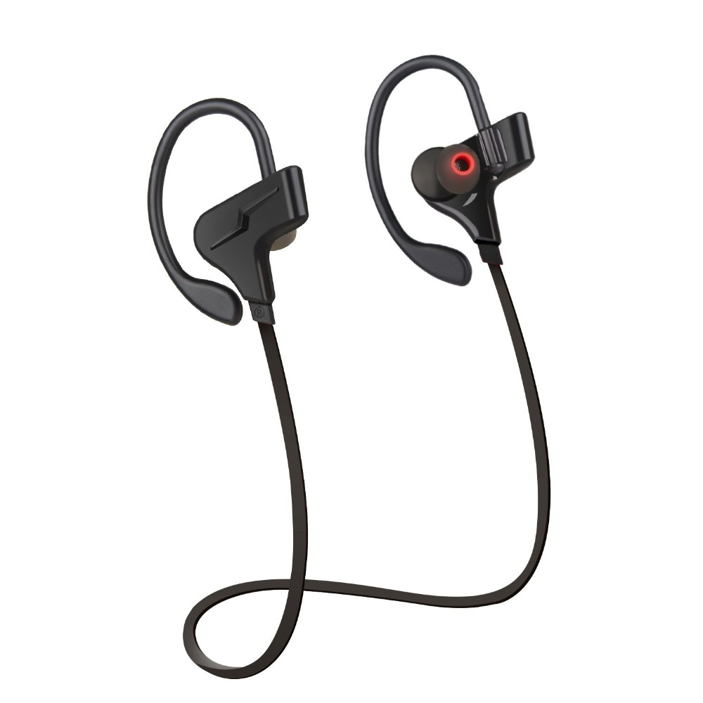 Bluetooth Headphones Wireless Sport Earbuds Waterproof IPX7 Deep Bass HiFi Stereo In-Ear Earphones w/ Mic Headsets 8-9 Hrs H1 bluetooth wireless earphones in ear sport running headsets waterproof anti sweat mini earphone hifi stereo mic for phone music