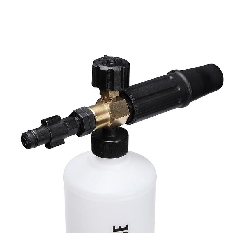 Image 5 - New MJJC Foam Lance For Nilfisk Rounded Fitting for Nilfisk Gerni Stihle Pressure Washer Car Wash With High Pressure-in Water Gun & Snow Foam Lance from Automobiles & Motorcycles