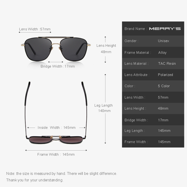 Merrys mens sunglasses 3