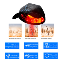 цены Hair Growth Laser Cap for Men and Women Hair Growth Helmet Laser Hair Regrowth Comb  Scalp Care Hair Inhibitor Anti Hair Loss